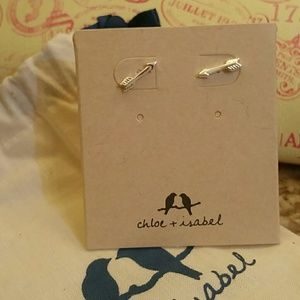 Chloe Isabel Cupids Arrow studs